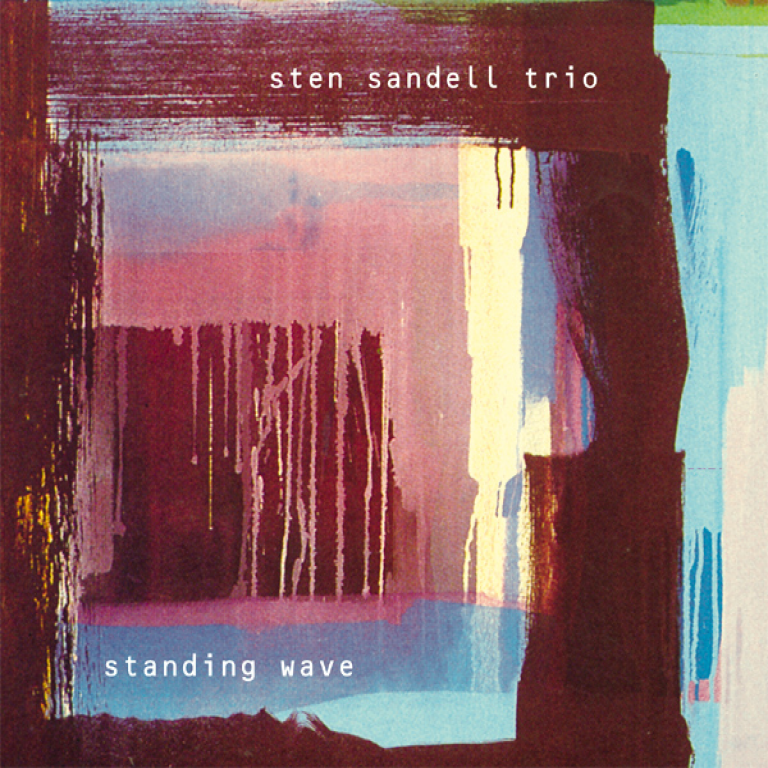 Standing Wave front cover