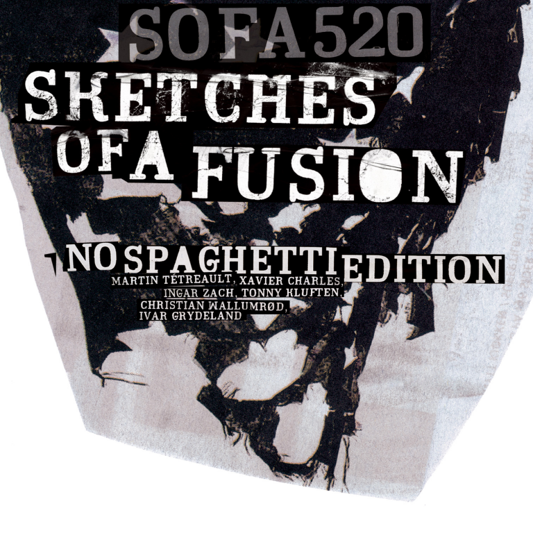 Sketches of a fusion front cover