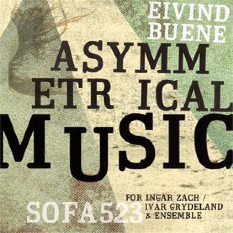 Asymmetrical Music front cover