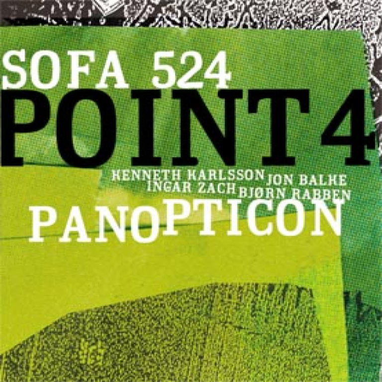 Panopticon front cover